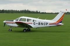 Piper PA-28-161 Warrior II G-BNOP (Gavin Livsey) Tags: sywell warriorii pa28 gbnop