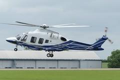 AgustaWestland AW169 G-MLAP (Gavin Livsey) Tags: agustawestland sywell aw169 gmlap