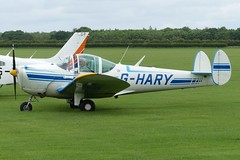 Alon A-2 Aircoupe G-HARY (Gavin Livsey) Tags: sywell aircoupe ghary