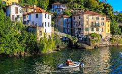 Lago di Como (ryannigelphotography.com) Tags: italy lagodicomo como lake comolake lakecomo houses landscape nature