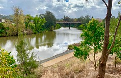 Wilsons River (simonmgc) Tags: creek flood floods leycester leycestercreek lismore river unionstreet wilsons wilsonsriver newsouthwales nsw australia northernrivers