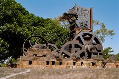 RAD2019April07 (Nikon FM3A & Kodak Gold 100) (Cecilia Temperli) Tags: rad2019april07 australia stpeters brickworks maylaneartprojectstpeters streetart film kodak nikonfm3a kodakgold100