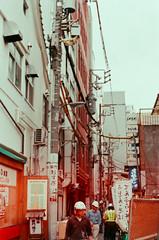 Japan pt 2 (ag.nessi) Tags: japan kyoto tokyo urban neons nature analog fujifilm ricoh filmphoto lightleaks