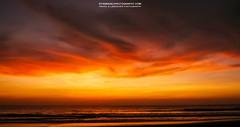 Sunset (ryannigelphotography.com) Tags: sunset sunsetcolors sunsetbeach sunsetsky sky clouds colored
