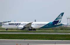 C-GUDH Boeing 787-9 64974/792 Westjet (howtrans38) Tags: cgudh boeing 7879 westjet toronto