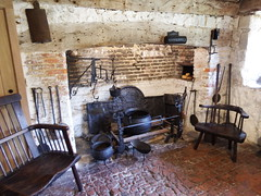 Kitchen Anne of Cleeves House (vw4y) Tags: textures stones bricks tiles historic fireplace anneofcleeveshouse lewes sussex