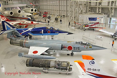 MITSUBISHI (Lockheed) F104J 36-8515 JASDF (shanairpic) Tags: military jetfighter museum preserved jasdf gifu
