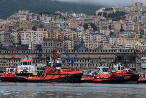 Genoa Harbour (IT)
