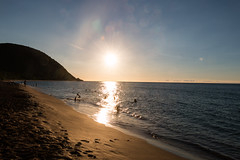 IMG_9042 (PyL06) Tags: deshaies guadeloupe gwada antilles caraïbes plage soleil sun sea beach coucher de sunset reflect reflet