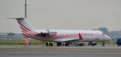 CRJ | N209RW | AMS | 20190612 (Wally.H) Tags: bombardier canadair regionaljet crj crj200 n209rw ams eham amsterdam schiphol airport