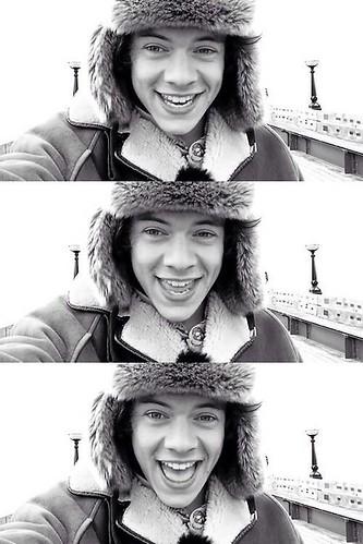 Harry Styles fan photo