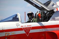 LMD2019, Volkel Airbase, The Netherlands (75) (Dr.TRX) Tags: volkel lmd2019 ehvk airbase show airshow display demo militairy mil planes aeroplanes jet straaljager f5 f35 luchtmachtdagen luchtmacht knvol nld nl nederland netherlands vk brabant odilliapeel jager