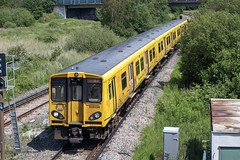Merseyrail 508138 (Mike McNiven) Tags: multipleunit electric emu liverpoolcentral liverpool kirby westkirby abellio serco merseyrail