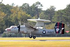 US Navy E-2 Hawkeye AJ-600, VAW-124, USS George H.W. Bush, #165507 (hondagl1800) Tags: usa airplane aircraft aviation navy hawkeye usnavy usn radar e2c e2 navalaviation vaw124 e2chawkeye e2d e2hawkeye navyaviation ussgeorgehwbush e2dhawkeye usnavye2hawkeye usnavye2hawkeyeaj600 1615507 star military aircraftcarrier militaryaviation militarytraining militaryvehicle militaryaircraft touchandgo pilottraining radarplane e2hawkeyeaircraft