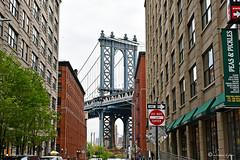 NEW YORK (Salvatore Lo Faro) Tags: new york brooklyn manhattan washington st ponte edifico case strada rosso verde blu salvatore lofaro nikon 7500