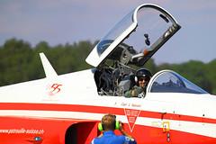 LMD2019, Volkel Airbase, The Netherlands (73) (Dr.TRX) Tags: volkel lmd2019 ehvk airbase show airshow display demo militairy mil planes aeroplanes jet straaljager f5 f35 luchtmachtdagen luchtmacht knvol nld nl nederland netherlands vk brabant odilliapeel jager