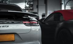 Porsche Panamera (Connormagill96) Tags: porsche panamera gts supercar sportscar car taillight