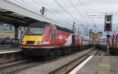 43306 (Lucas31 Transport Photography) Tags: class43 hst lner newcastle trains railway