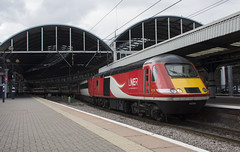 43299 (Lucas31 Transport Photography) Tags: class43 hst lner newcastle trains railway