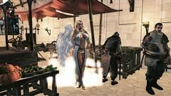 Walk among (Angel Neske) Tags: angel mythos mythology fantasy rp sl secondlife