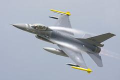 F-16AM KLu (Rob Schleiffert) Tags: lockheed f16 klu koninklijkeluchtmacht volkel opendagen j512 netherlandsairforce