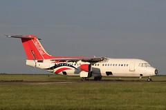 5A-FLA-Cranfield-16-06-2019 (swbkcb) Tags: cranfield egtc 5afla bae146 rj100 airlybia
