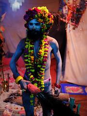 Naga Baba. (Prabhu B Doss) Tags: prabhu b doss fujifilm gfx50s gf3264mm kumbh prayagraj india portraits naga baba nagababa