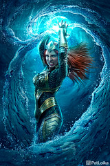 """""""The Fury of the Seas"""" (PatLoika) Tags: mera aquaman cosplay costume cosplayphotography dccomics dc dcuniverse justiceleague justiceleagueofamerica"""