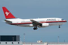 Air Italy Boeing 737-700 EI-FFM | Milano - Malpensa (MXP-LIMC) | 31st May 2019 (Brando Magnani) Tags: