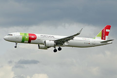 CS-TJK (afellows80) Tags: airbus a321 a321neo neo tap portugal cstjk lhr egll heathrow