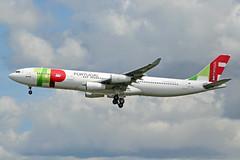 CS-TOC (afellows80) Tags: airbus a340 a343 tap portugal egll lhr heathrow cstoc
