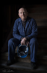 Ted @ SPW (Paul Boulter) Tags: sydney photographic workshop heritage fleet portrait