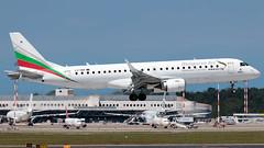 Bulgaria Air Embraer E190STD LZ-VAR | Milano - Malpensa (MXP-LIMC) | 31st May 2019 (Brando Magnani) Tags: