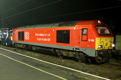 67013-DT-28032019-1 (RailwayScene) Tags: class67 67013 db dbcargo darlington