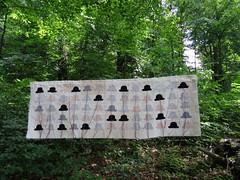 rena scheiter (r0web) Tags: artwalk 2019 gerresheim grafenberger wald aaper kulturkreis rena scheiter