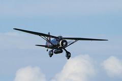 Westland Lysander (Paul Braham Photography) Tags: aeroplane airplane aircraft warbird oldwarden shuttleworth gloster supermarine hawker percival airshow airshows evening