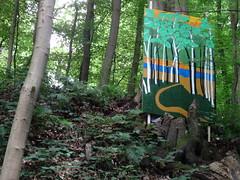 gerhard e. pinter (r0web) Tags: artwalk 2019 gerresheim grafenberger wald aaper kulturkreis gerhard e pinter
