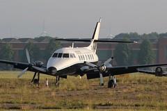 G-RAVL-Cranfield-16-06-2019 (swbkcb) Tags: cranfield jetstream egtc gravl