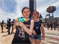Les Gueules du Hellfest 2018 (kikevist thierry) Tags: kikevist hellfest2018 lesgueulesduhellfest 2018 olympus omd em1markii festival livestyle ambiance portrait streetphoto gig gigphotographer photographer concertphotographer hellfest chassingthelight girl metalgirl woman femme fille heavymetal hardrock rock rockstyle