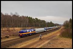 Railexperts 1251, Holten 10-03-2018 (Henk Zwoferink) Tags: netherlands overijssel holten railexperts ns 1200 caf henk nieuwe 1251 sng sprinter generatie reizigers rxp zwoferink railadventure radve
