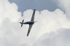 Hawker Sea Hurricane (Paul Braham Photography) Tags: aeroplane airplane aircraft warbird oldwarden shuttleworth gloster supermarine hawker percival airshow airshows evening