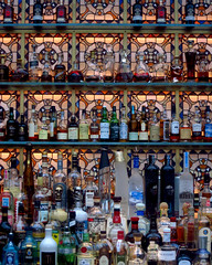 Bar (Don Claudio, Vienna) Tags: park hyatt wien vienna am hof hotel benko signa restaurant bar cafè bank brasserie goldenes quartier city