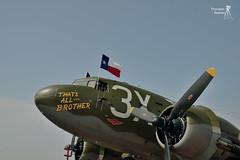 "DC-3 C-47 3X  ""That´s All Brother"" (Thorsten Mothes) Tags: dc3c c47 3x that´sallbrother 70jahreluftbrücke douglas skytrain dakota 2100882"
