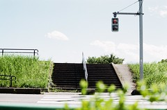 Tamagawa (kiku-chiyo) Tags: olympus om1 zuiko tanagawa tokyo japan film 35mm analog