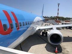 TUI Airlines UK Boeing 737-8K5 G-TAWH (josh83680) Tags: corfuairport corfu airport cfu lgkr gtawh boeing boeing7378k5 7378k5 boeing737800 737800 tui airlines uk tuiairlines tuiairlinesuk