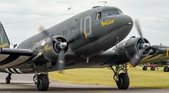 Photo of Dakota C-47 Placid Lassie