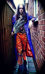 Custom Made Leather Coat (LordJoshAllenLAMAT) Tags: lordjosh longhair lordjoshallen attire fashion fashionable jacket dandy male hairstyle fancy pants hat magician hair shirt sunglasses shoes selfie style suit silk smokingjacket summer leather classy clothes clothing coat class colorful bespoke blazer belt black brocade purple orange feathers urban photo photoshoot photography boots outfit mensclothes mensfashion mens model gentleman unique