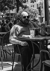 GR III (daveson47) Tags: man candid cafe mono monochrome bw blackandwhite street streetphotography urban city stpaul ricoh ricohgriii griii