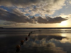 Rossnowlagh Sunset (mcginley2012) Tags: rossnowlaghbeach beach sunset ireland
