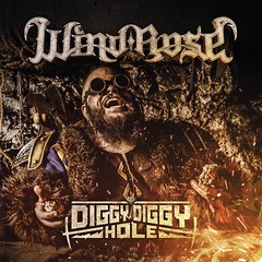 Day 165 (Iain Purdie) Tags: 2019 happy windrose diggydiggyhole music metal heavymetal